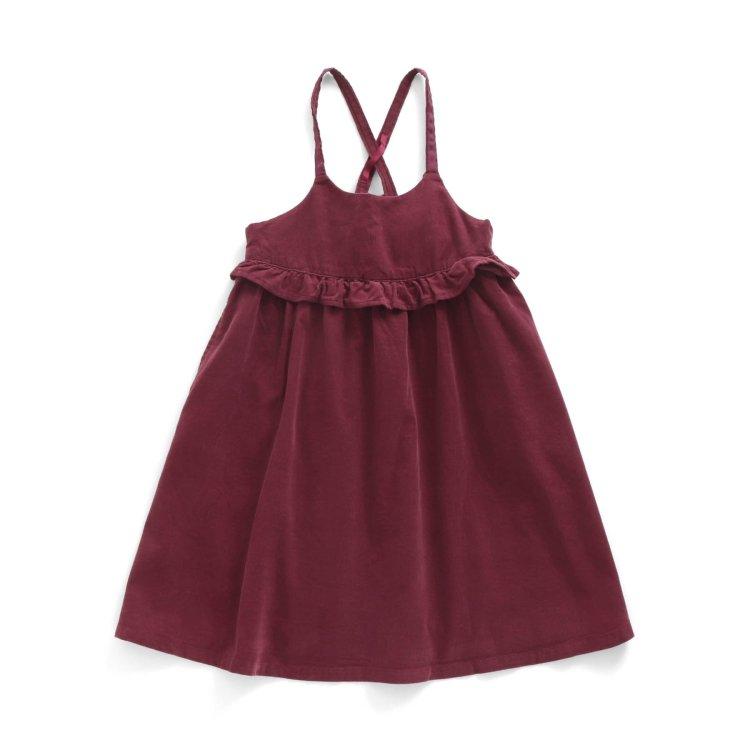 女児 ジャンパースカート