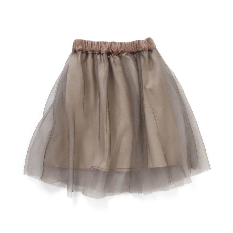 シンプル スカート
