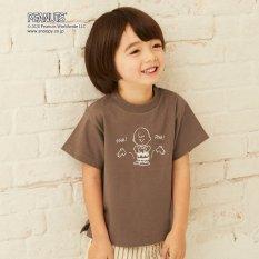 Peanuts 4柄Tシャツ(スヌーピー)