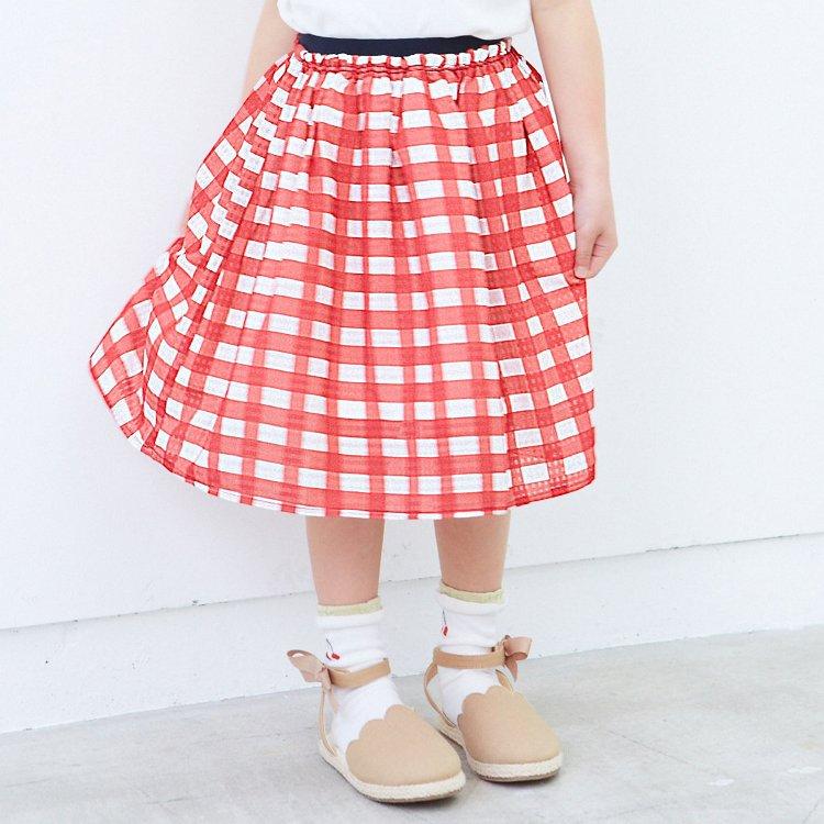 綿100% スカート