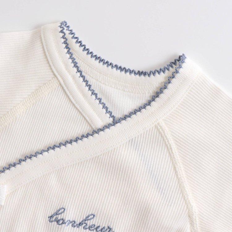 ロゴ 半袖