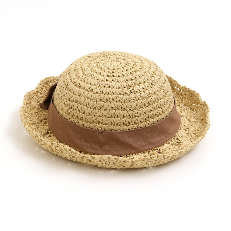 無地 帽子