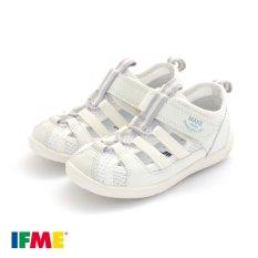 IFME(イフミー)編み上げ トドラーサンダル