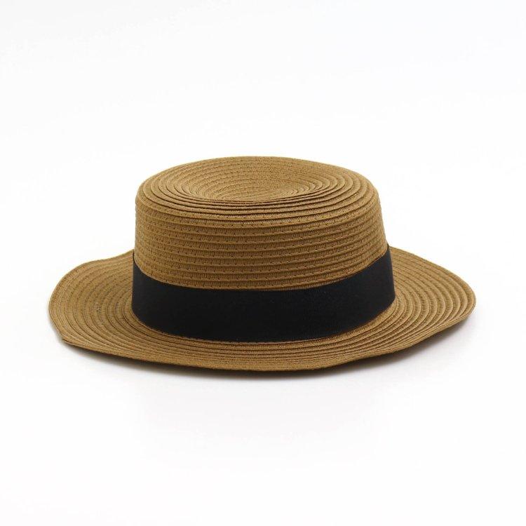帽子 カンカン帽
