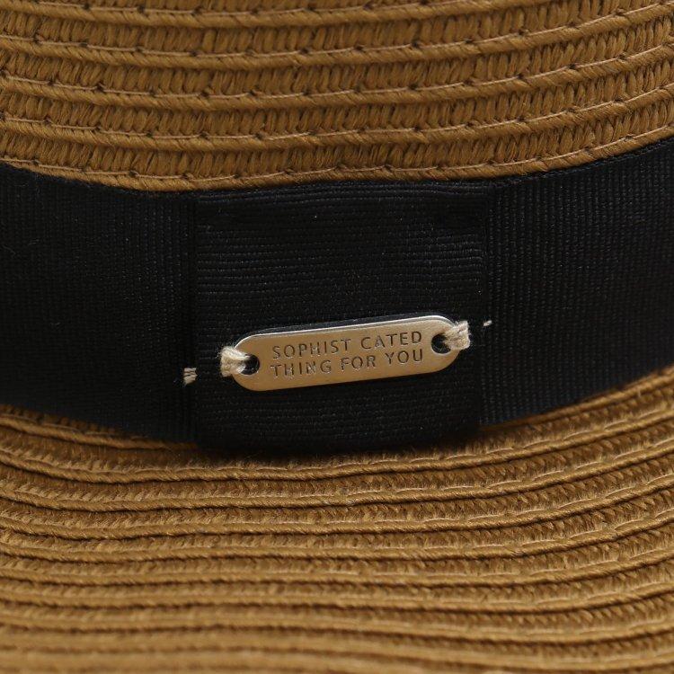 UVカット カンカン帽