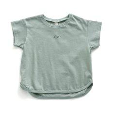 シンプルロゴ半袖Tシャツ