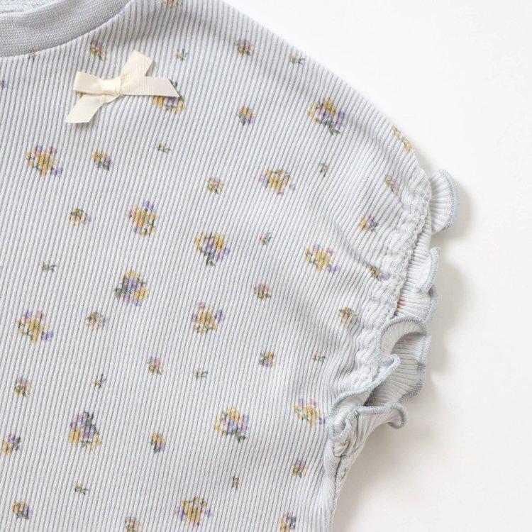 花柄 半袖