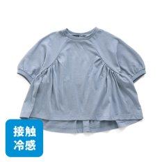 ラグランデザインTシャツ_接触冷感