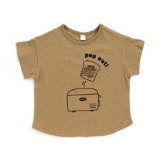 トーストモチーフTシャツ