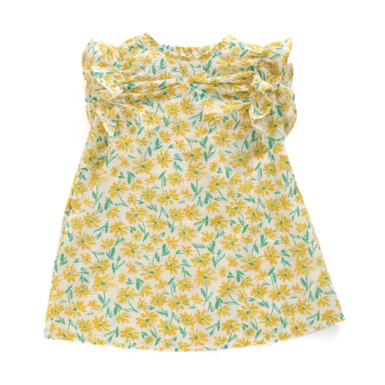 コットン ドレス