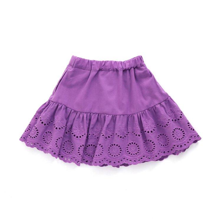 スカラップ スカート