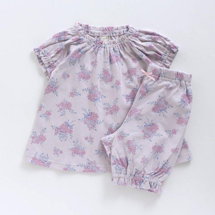 花柄 パジャマ