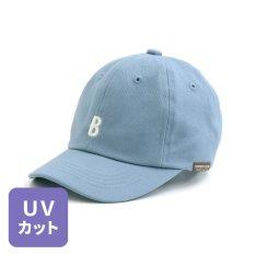 ベーシックキャップ_UVカット