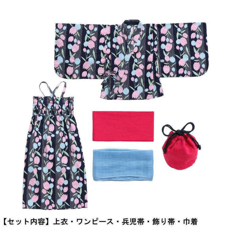 浴衣 花柄