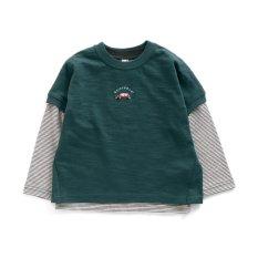 3色3柄2PセットTシャツ