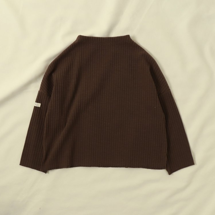オフネック 長袖