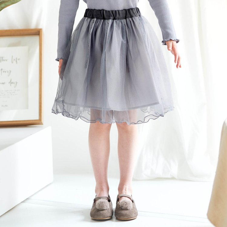 女児 スカート