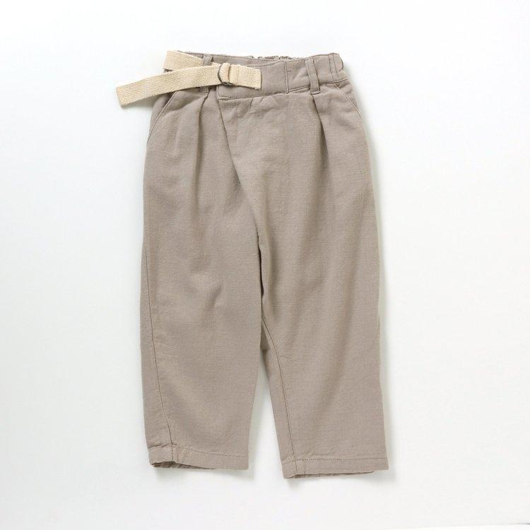 ベルト付き パンツ