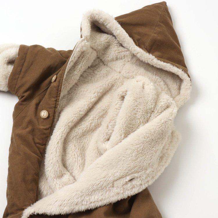 ジャンプスーツ 綿100%