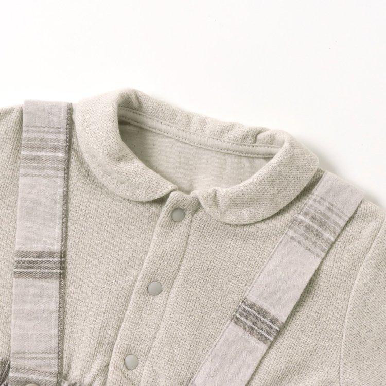 カバーオール 長袖