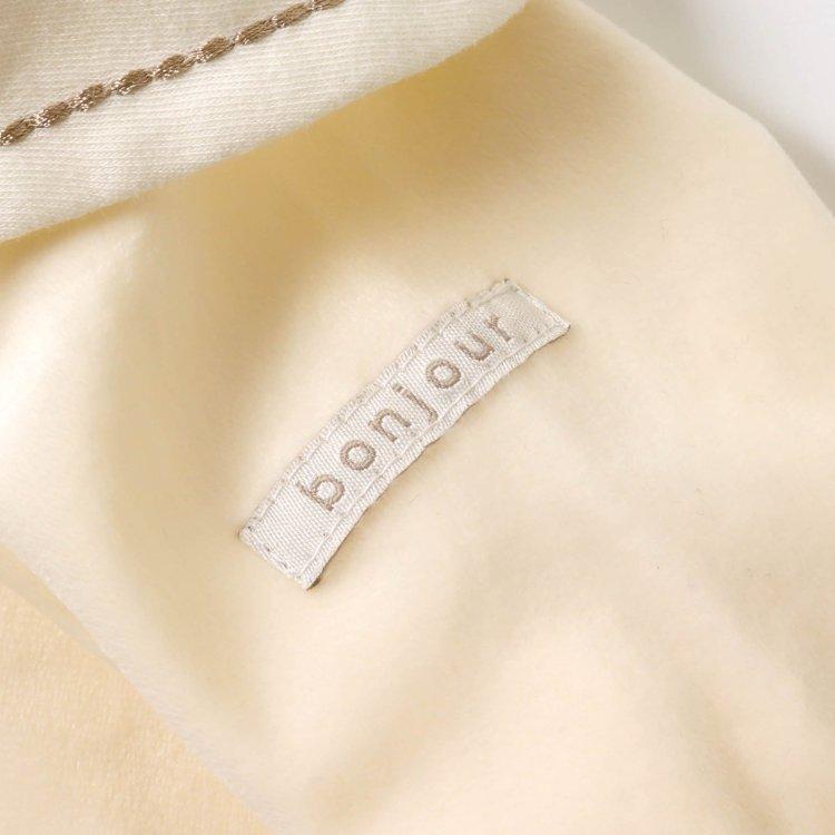 ロンパス 刺繍