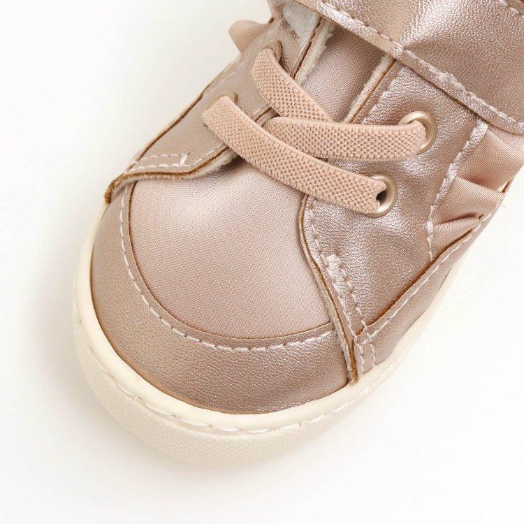 フリル 靴