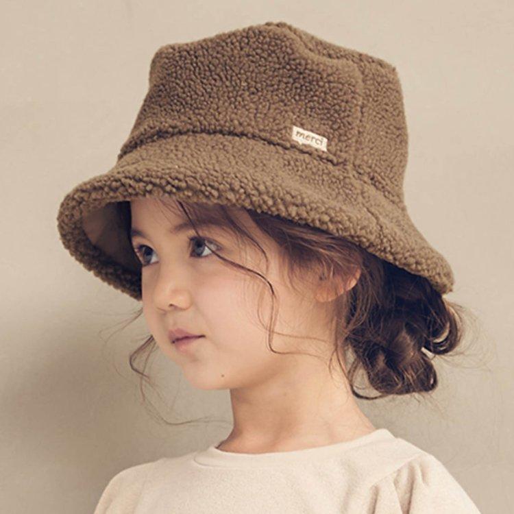 ボア 帽子