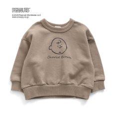 WEB限定 Charlie Brown  (チャーリー・ブラウン) トレーナー