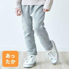 裏シャギー総柄 | 7days Style pants 10分丈